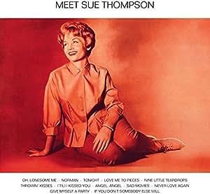Meet Sue Thompson