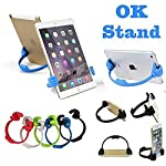 The OK Stand is a fun and functional kickstand that works with most of smartphones and tablets.The stand sports an ultra portable and pretty cute design in order that you can easily take it with your mobile device. Using its two small cartoonish hand...