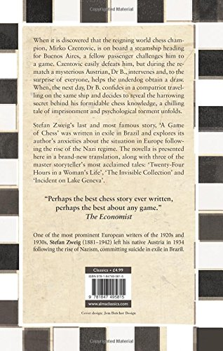 The Game Of Chess And Other Stories (Evergreens)