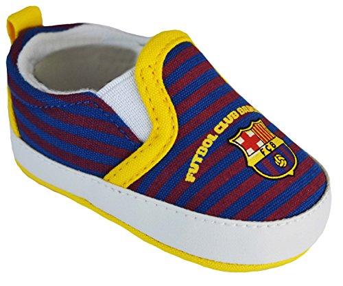 Fc Barcelone Basket Chaussures Barca - Collection Officielle Taille bébé garçon