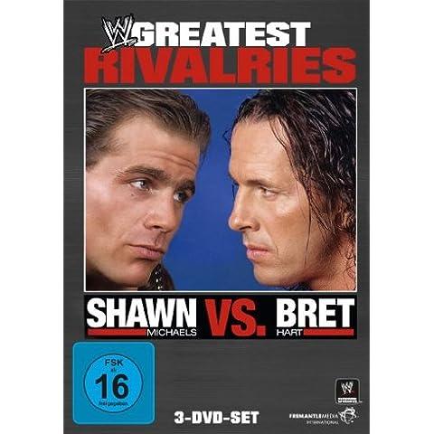 WWE - Greatest Rivalries: Shawn Michaels vs. Bret Hart