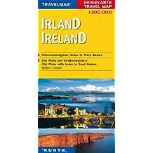 Travelmag Reisekarten : Irland; Ireland