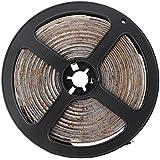 SODIAL(R) Tira 300 3528 SMD LED Impermeable Blanco Fro Bajo Calor Lmpara Lm Luz