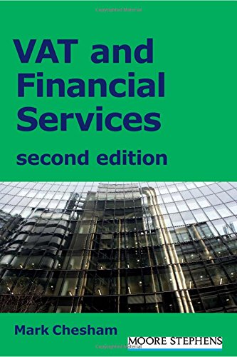 Vat and Financial Services: Second Edition