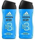 Best Gels douche - Adidas - Gel Douche 3 en 1 After Review