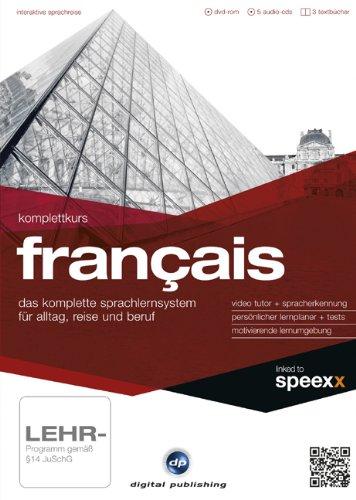 Komplettkurs Français: Das komplette Sprachlernsystem für Alltag, Reise und Beruf
