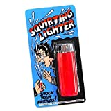 Squirt Lighter (Bic)Pk12 Original Novelty Jokes Gags & Tricks | Party Gift Favors & Handouts | Stocking Fillers