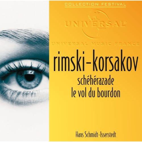 Rimski-Korsakov: Schéhérazade-Le vol du bourdon-La grande Pâque russe