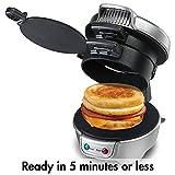 Sandwich Frühstück Hamburger Maker Nonstick Elektrische Maschine Haushaltsgerät Küche Fleisch Eisen Grill Presse Eier Und Käse