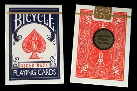 Walton Magic Bicycle Gold Standard Playing Cards Playing Cards