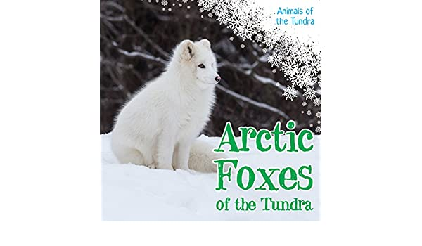 Buy Arctic Foxes of the Tundra (Animals of the Tundra) Book Online at Low  Prices in India  07fc9e9956dff