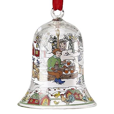 Hutschenreuther 02251-722906-49705 Glas-Glocke 2014