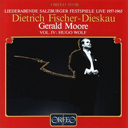 Récital Wolf ( Fischer-Dieskau live in Salzburg 1961 )