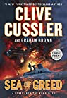 Sea of Greed par Cussler