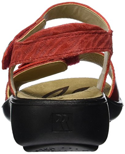 Romika Damen Ibiza 67 Putrefazione (rot-coral 453)