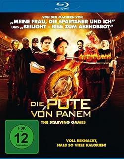 Die Pute von Panem - The Starving Games [Blu-ray]