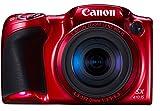 Canon PowerShot SX410 IS Digital Kamera (7,6 cm (3,0 Zoll) Display, 20 Megapixel, 40-fach opt. Zoom, HDMI Mini, USB 2.0) rot - 5