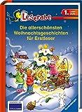 Die allerschönsten Weihnachtsgeschichten für Erstleser (Leserabe - Sonderausgaben)