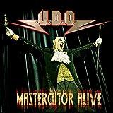 U.d.O.: Mastercutor-Alive [Vinyl LP] (Vinyl)