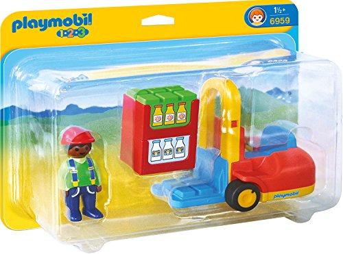 Playmobil 6959 Gabelstapler