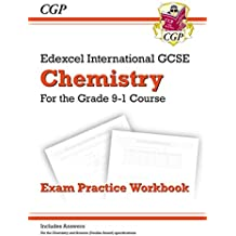 New Grade 9-1 Edexcel International GCSE Chemistry: Exam Practice Workbook (includes Answers) (CGP IGCSE 9-1 Revision)