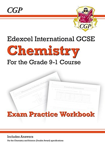 New Grade 9-1 Edexcel International GCSE Chemistry: Exam Practice Workbook (Includes Answers) por CGP Books