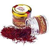 #8: Dry Fruit Hub Mr. Kool kesar 2 gms jafran kesar pregnancy kashmiri saffron pure milk drink for pregnant women imported organic farm original plant up zafran zems pediasure iran kashmir - Pack of 2 Grams.
