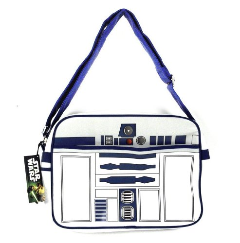 Star Wars R2D2 deluxe Tasche (Bag Deluxe Messenger)