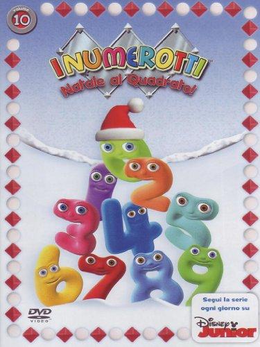 I numerotti - Natale al quadrato!Volume10