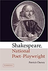 Shakespeare, National Poet-Playwright by Patrick Cheney (2004-11-25)