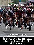 Radsport: Ötztaler Radmarathon  - Übertragung des Rennens über 238km und 5.500 Höhenmeter
