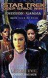 Mission Gamma Book Four: Lesser Evil: Star Trek Deep Space Nine (Star Trek: Deep Space Nine)