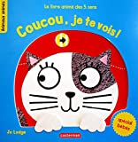 vignette de 'Animaux animés spécial bébés n° 2<br /> Coucou, je te vois ! (Jo Lodge)'