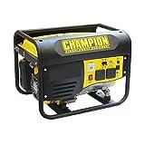 Champion WWCPG4000E1-EU 3500W Petrol Generator 230V with Electric Start Yellow/Black