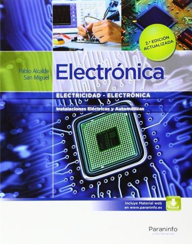 Electrónica (Electricidad Electronica) por PABLO ALCALDE SAN MIGUEL