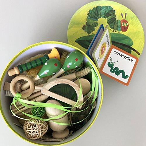 Box 30Stück New Concept Fundgrube Montessori Bildungs-Spielzeug Geschenk-Box (Treasure Box Spielzeug)