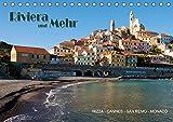 Die Riviera ist der französisch-italienische Küstenabschnitt des Ligurischen Meers. Das milde mediterrane Klima macht die Region zum geschätzten Urlaubsgebiet. Von diesen Orten zwischen Genua und Monaco zeigt der Kalender 13 Motive. Sie sollen ein Ja...