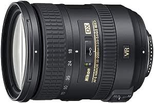 Nikon Af S Dx Nikkor 18 200mm F 3 5 5 6g Ed Vr Ii Lens Camera Photo