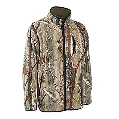 Deerhunter 5516 new game veste polaire réversible «50 gH camo, taille xL