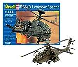 Revell Modellbausatz 04046 - AH-64D Longbow Apache im Maßstab 1:144