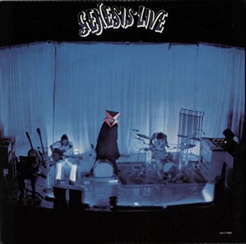 Genesis - Live - [LP]