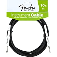 Fender Instrument BK Câble 3 m Noir
