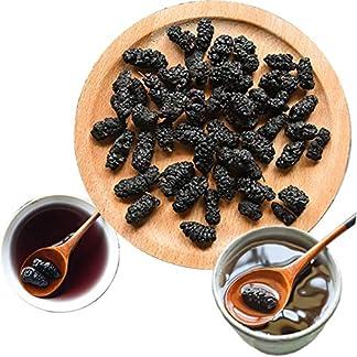 Chinesischer-Krutertee-Schwarze-Maulbeer-Trockenfrchte-Neue-duftender-Tee-Health-Care-Flowers-Tee
