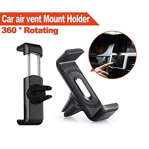 oneoeightdesigns universal air vent car mount mobile holder craddle for iphone and all android phones oneOeightdesigns Universal Air Vent Car Mount Mobile Holder Craddle for iPhone and all Android Phones 51lPQpPzfTL