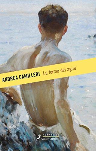 Portada del libro LA FORMA DEL AGUA (Nueva Edición) (Narrativa)