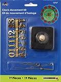 Plaid Clock Movement Kit, 12767 (19-Piece)