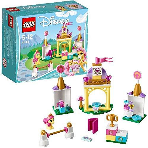 LEGO Disney Princess Establo real de Petit - juegos de construcción (Multicolor, 5 año(s), 75 pieza(s), Dibujos animados, Chica, 12 año(s))