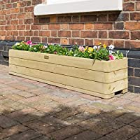 Rowlinson Planter, Natural