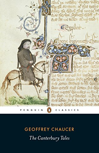 The Canterbury Tales Original Spelling Middle English Edition Penguin Classics