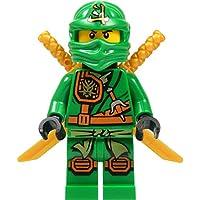 LEGO® Ninjago Minifigure - Lloyd with Zukin Robe (Green Ninja) 2105